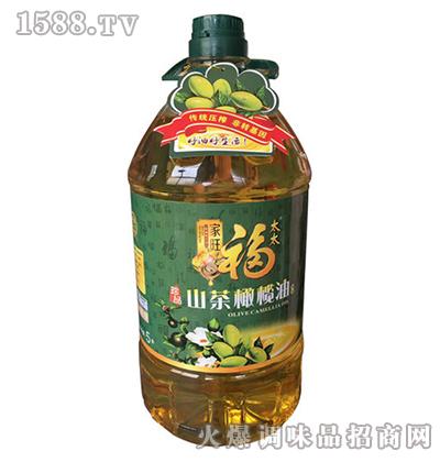 山茶橄榄油5L-家旺福太太