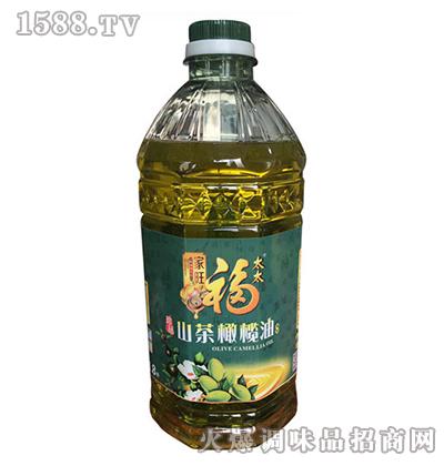山茶橄榄油1.8L-家旺福太太