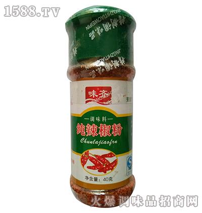 纯辣椒粉40克-味齐