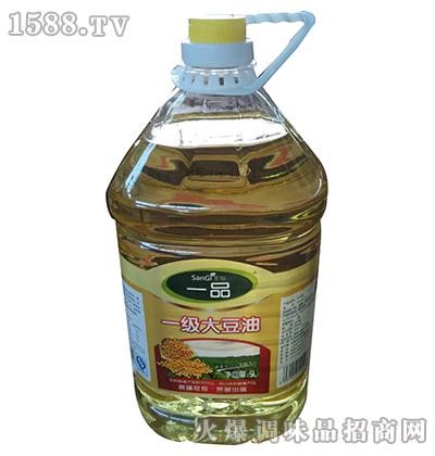 一级大豆油5L-一品