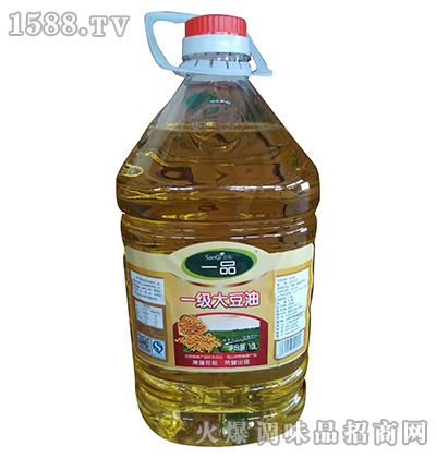 一级大豆油10L-一品