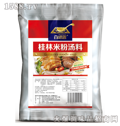 桂林米粉汤料454g-百味匙