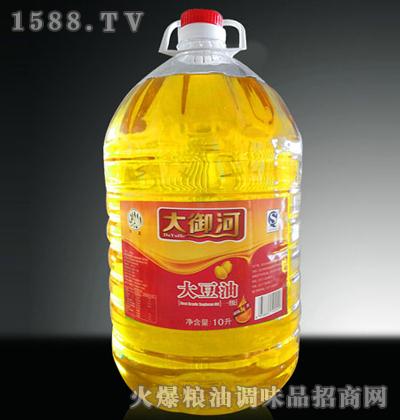 一级大豆油10L-大御河