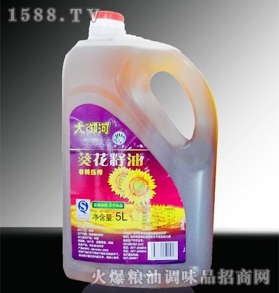 葵花籽油5L-大御河