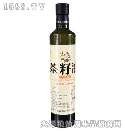 茶籽油500ml-合盛源