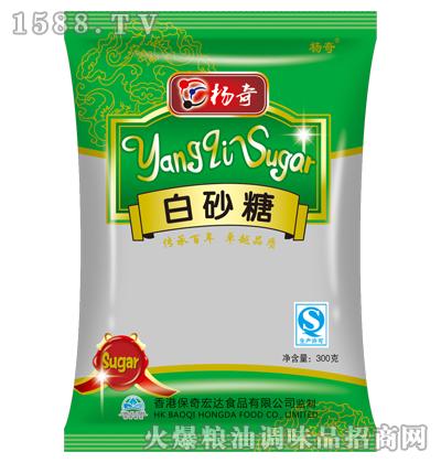 白砂糖300g-杨奇