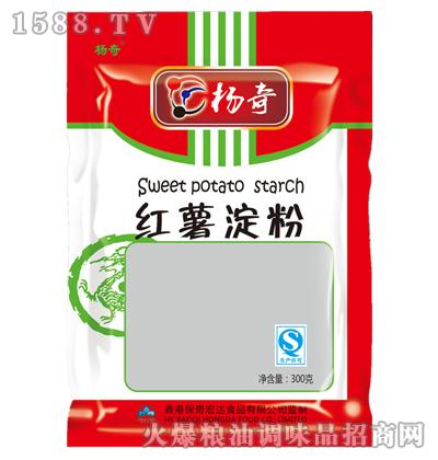 红薯淀粉300g-杨奇