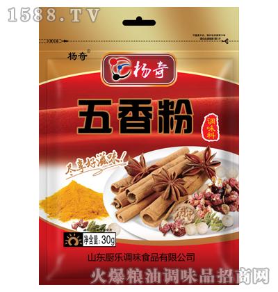 五香粉30g-杨奇