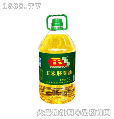 玉米胚芽油5L-田府家