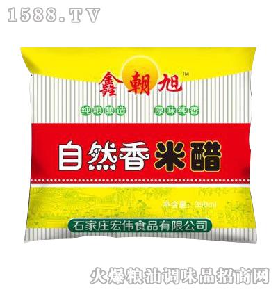 自然香米醋350ml-鑫朝旭