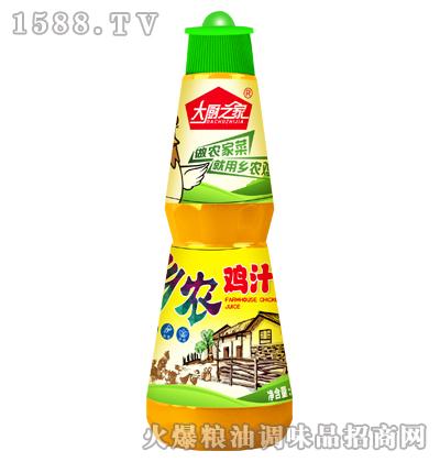 乡农鸡汁520克-大厨之家