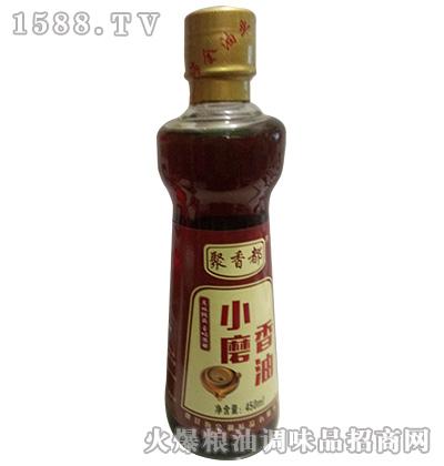 小磨香油450ml-聚香都
