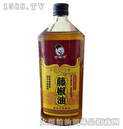 藤椒油500ml-玄麻子