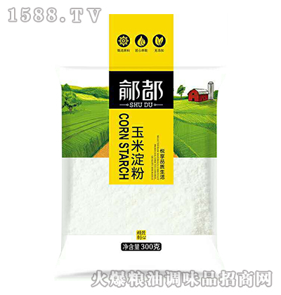 玉米淀粉300g-�g都