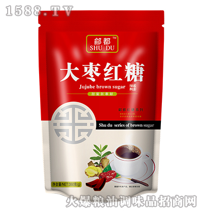 大枣红糖350g-�g都