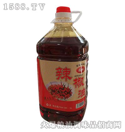 辣椒油5L-港味