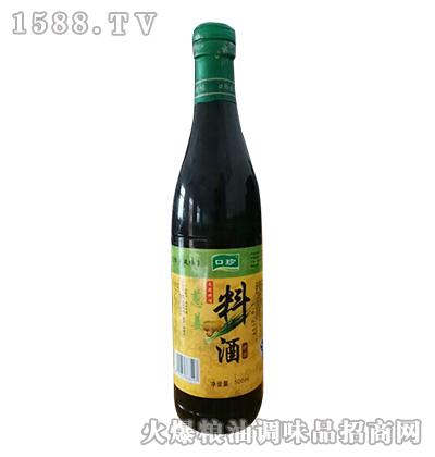 口珍料酒500ml