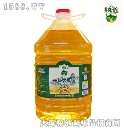 井冈绿宝一级大豆油20L