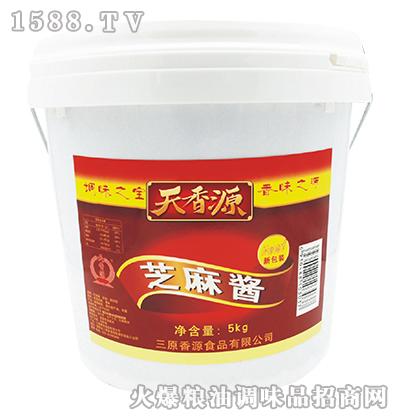 芝麻酱5kg-天香源