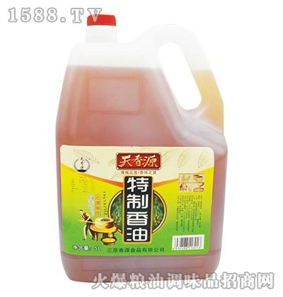 特制香油扁桶5L-天香源