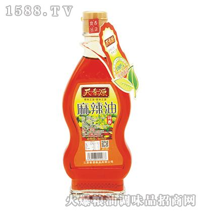 麻辣油210ml-天香源