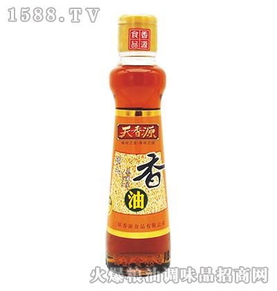 调和香油320ml-天香源