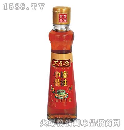 小磨香油320ml-天香源