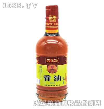 香油420ml-天香源