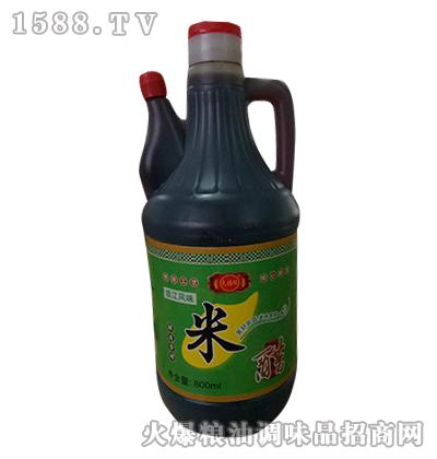 米醋800ml-天福缘