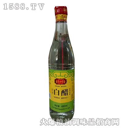 白醋480ml-天福缘