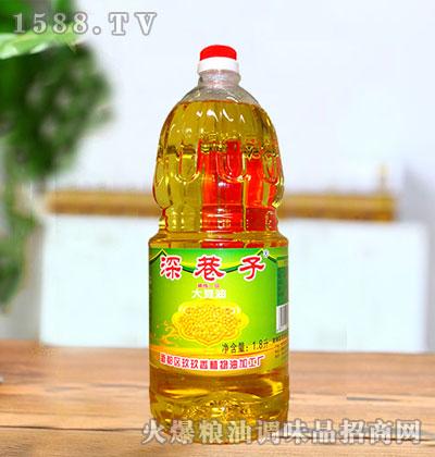 深巷子大豆油1.8升
