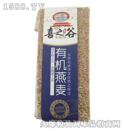 喜之谷有机燕麦400g