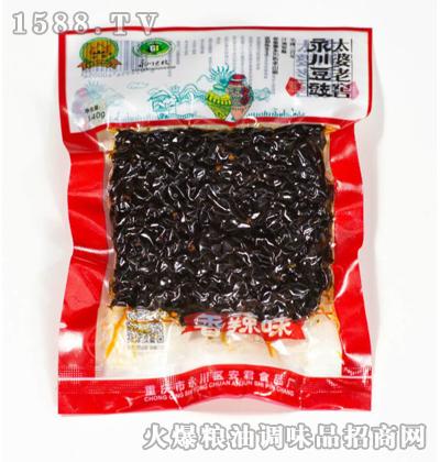 太婆老窖永川豆豉香辣味