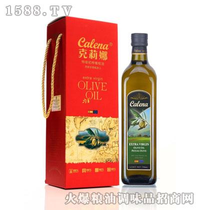 克莉娜特级初榨橄榄油瓶装