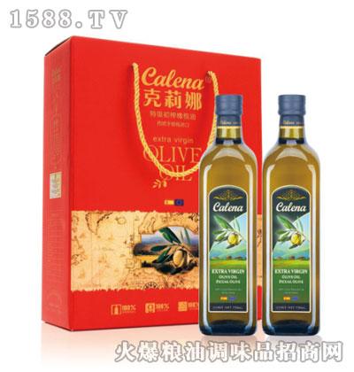 克莉娜特级初榨橄榄油经典礼盒