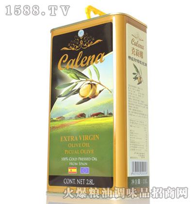 克莉娜特级初榨橄榄油2.8L