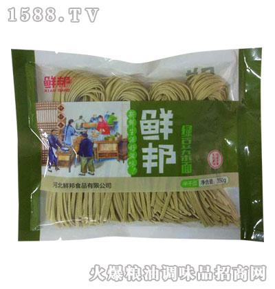 绿豆杂面350g-鲜邦