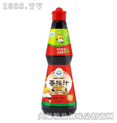 香拌汁480g-银厨