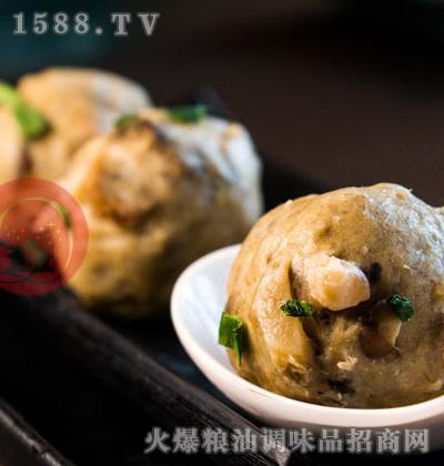 香菇贡丸-宫道