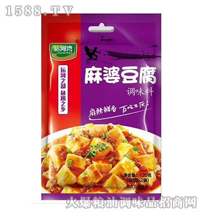 麻婆豆腐调味料120g-运河湾