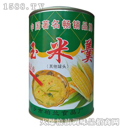 玉米羹-银厨