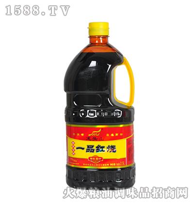 一品红烧酱汁2500ML-龙头山