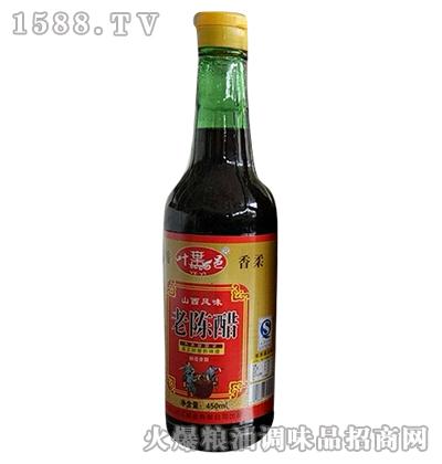老陈醋450ml-叶邑