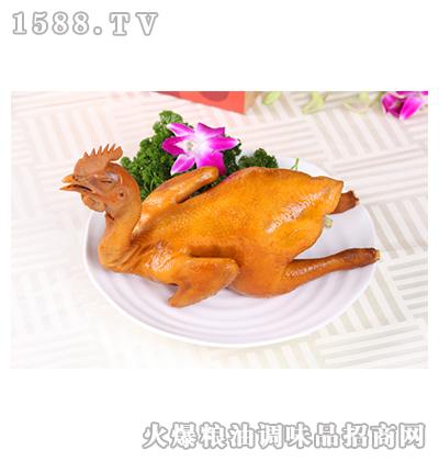 广府豉油鸡-江丰