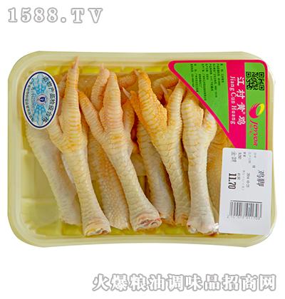 鸡脚-江丰