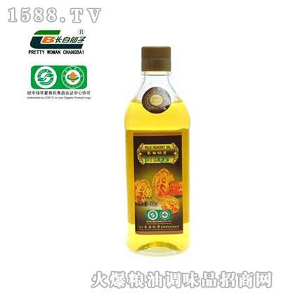 核桃油大瓶装-长白仙子