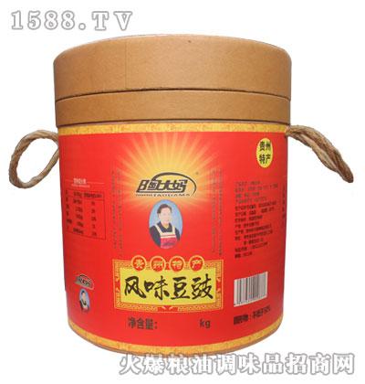 陶大妈风味豆豉(桶装)