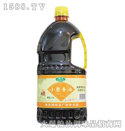 海全小磨香油2.5L壶装
