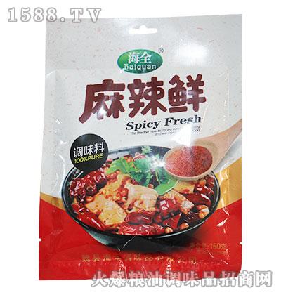 海全麻辣鲜调味料150g