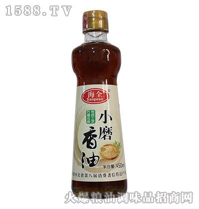 海全小磨香油450ml